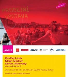 S Knihovnou na literární čtení Miroslava Olšovského