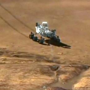 Vzdělávací kroužek: Přistání na Marsu