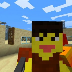 Soutěž v Minecraftu (creative mode)