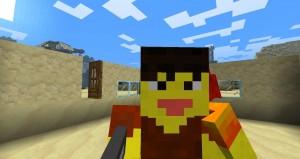 Soutěž v Minecraftu v Knihovně Průhonice