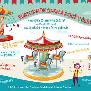 Pouť v Čestlicích 28.6. 2019 od 16:00