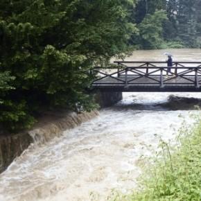Jan Kubart: Povodně v Průhonicích a protipovodňová opatření