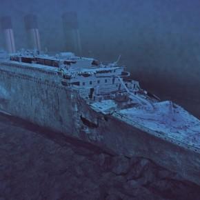 Přednáška: Titanic - splněný sen