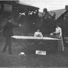 Ping Pong - Knihovna Průhonice