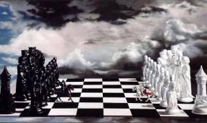 Účast na šachovém turnaji v rapidu v Říčanech