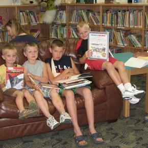 Zakládejte spolu s námi knihovny ve svém okolí!