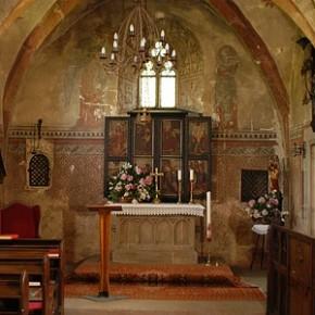 Výuka římskokatolického náboženství pro děti v Knihovně Průhonice