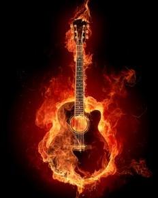 Kurzy hry na kytaru v Knihovně Průhonice