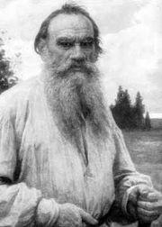 Lev Nikolajevič Tolstoj a koncept nenásilí