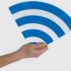 Free wifi v Knihovně Průhonice