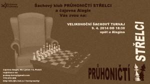 Šachový turnaj Průhoničtí střelci