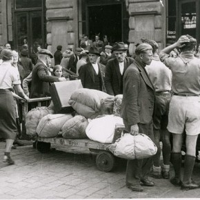 Vzpomínky pana Hrdličky na zábor pohraničí a na okupaci ČR