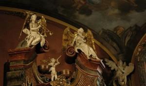 Zrcadlová kaple Klementinum